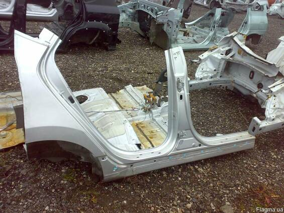БУ Порог :правое: (Детали кузова) на Hyundai IX35