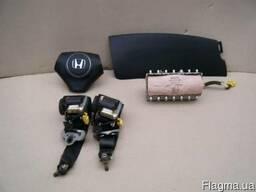 БУ Преднатежытель ремня безопасности (Компоненты кузова) на