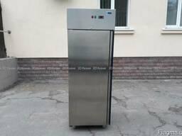 Бу профессиональный холодильный шкаф из нержавейки Италия