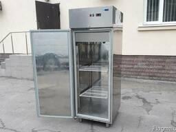 Холодильный шкаф Бу (Италия) объем 620л для кафе, ресторана
