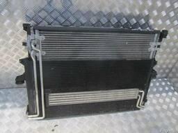 БУ Радиатор (Система охлаждения) на Audi Q7