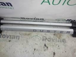 Б/У Рейлинги (комплект) (Кроссовер) Dacia Duster 2013-2018 (Дачя Дастер), 738200025R. ..