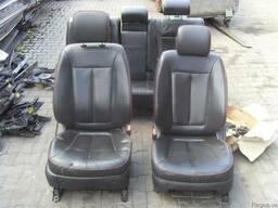БУ Салон (Компоненты кузова) на Hyundai Santa Fe