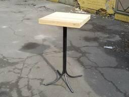 Бу столы высокие барные для кафе ресторана общепита