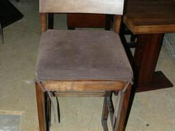 Продам бу барные стулья для кафе, баров