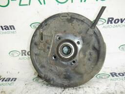 Б/У Тормозной барабан в зборе левый (Купе) Smart Fortwo 1 1998-2007 (Смарт Форту). ..