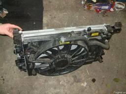 БУ Вентилятор осн радиатора (Система охлаждения) на Chevrole