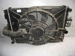 БУ Вентилятор осн радиатора (Система охлаждения) на Hyundai
