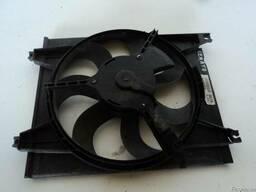 БУ Вентилятор осн радиатора (Система охлаждения) на Kia Cera