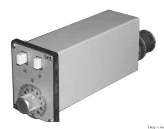 БУ12 блок управления аналогового регулятора