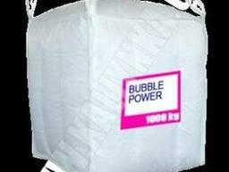 Bubble Power універсальний пральний порошок 1000кг. (Мішок)