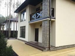 Буча Лесная новый отличный качественный дом от хозяина