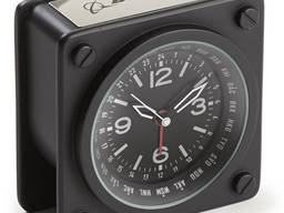 Будильник Boeing Pilot World Time Alarm Clock