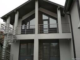 Будинки з SIP панелей. Домокомплект або під ключ.