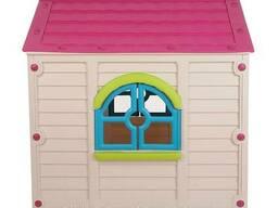 Будиночок Rancho Playhouse кремово-фіолетовий (Keter)