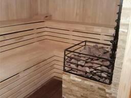 Будівництво бань і саун.