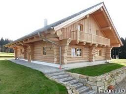 Будівництво дерев'яних споруд будь-якої складності