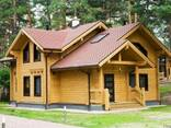 Будівництво деревяних будинків - фото 1