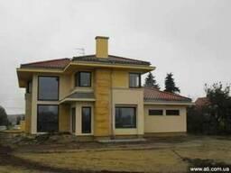 Будівництво котеджів, будинків під ключ