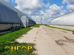 Будівництво зерносховищ по всій Україні