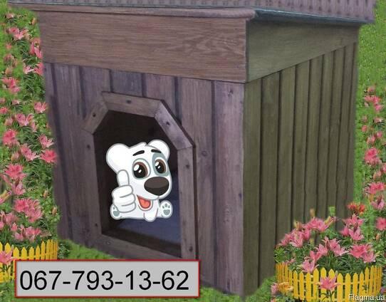 Будка для собаки 1000Х760Х740