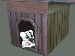 Будка для собаки алабая