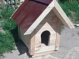 Будка -домик для собаки