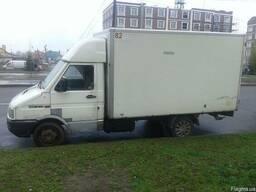 Будка фургон
