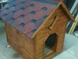 Будки для собак . Домики, кормушки для домашних животных.