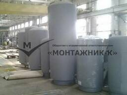 Буферная емкость БЕМ-1-350 из углеродистой стали. АКЦИЯ