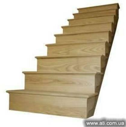 Буковые и дубовые лестницы для Вашего дома и дачи.