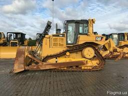 Бульдозер Caterpillar D6R XL.