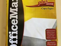 Бумага офисная А4, бумага для принтера