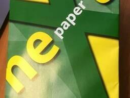 Бумага А4, 500л -лазерный принтер, ксерокс, струйный принтеа