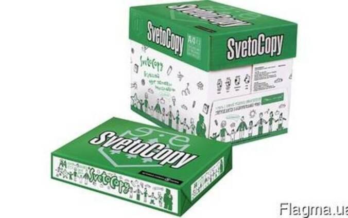 "Бумага офисная А4 ""SvetoCopy"""