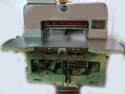 Бумагорезальная машина (гильотина) БР - 72