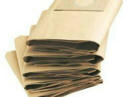 Бумажный фильтр-мешок Karcher к пылесосам WD 3, 5 шт
