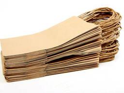 Бумажные крафт пакеты — типография Триада-М