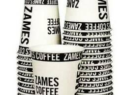 Бумажные стаканчики тм ZAMES