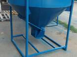 Бункер для бетона 1.25 куб. м - фото 1