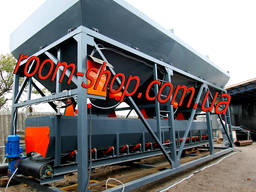 Бункер дозатор, ленточный конвейер, транспортер, БСУ, дозуючі комплекси, бетонные узлы