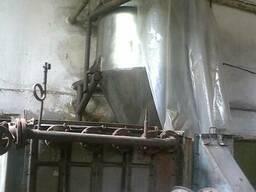 Бункер из пищевой нержавейки 1 тн