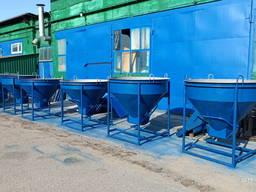 Бункер для бетона, бадья от Производителя