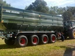 Бункер перегрузчик зерна, кукурузы ПБН-50.