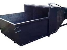 Бункер поворотный Башмак / лапоть БП-1,0 куб