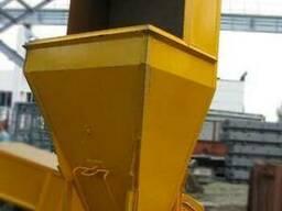 Бункер для бетона туфелька Скиф 0, 75 куба