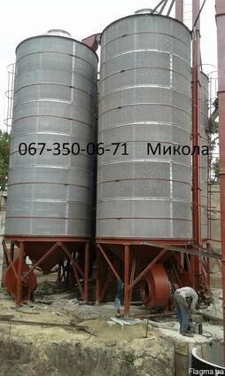Бункера вентиляционные (БВ-40-35-30-25) (Зерноохладители)