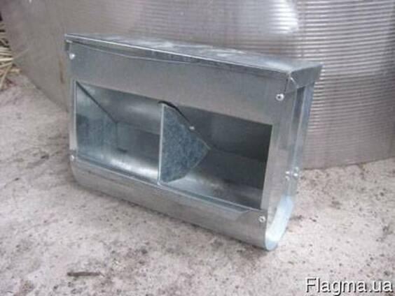 Бункерная кормушка для кроликов БК3