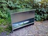 Бункерная кормушка для птицы БК5-2 (25л) - фото 1