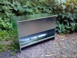 Бункерная кормушка для птицы БК5-2 (25л)
